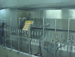 Automation Spray System(Dustless)