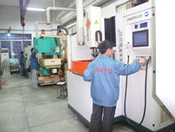 Tooling Department - 2