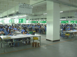 Sub-Assembly Department